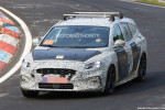 2019 Ford Focus Wagon spy shots