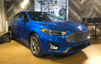 2019 Ford Fusion Energi plug-in hybrid gets 25 miles from revised battery