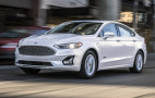 2019 Ford Fusion Energi gets longer electric range