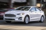 Fluff, buff, and safety stuff: 2019 Ford Fusion gets new face and tail, Co-Pilot360, and longer range