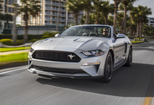 2019 Ford Mustang GT Convertible California Special