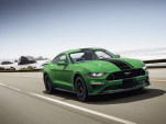 2019 Ford Mustang in Need for Green color