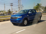 2019 Ford Ranger for Thailand leaked - Image via NewRangerClub