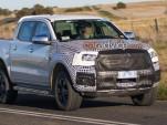 2019 Ford Ranger spy shots - Image via CarAdvice