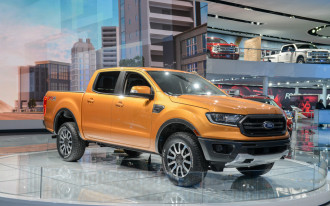 2019 Ford Ranger pickup truck priced from $25,395