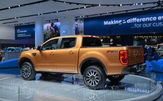 2019 Ford Ranger video preview