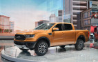 2019 Ford Ranger marks Ford's return to mid-size pickup market