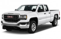 2019 GMC Sierra 1500 Limited 2WD Double Cab Angular Front Exterior View