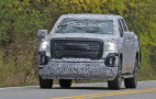 2019 GMC Sierra 1500 spy shots