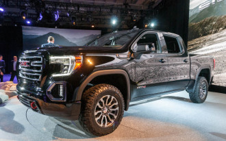 2019 GMC Sierra 1500 AT4: the beast-mode pickup truck