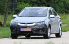 2019 Honda Insight spy shots