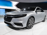 2019 Honda Insight video preview from Detroit auto show
