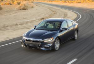 Honda starts production of new Insight hybrid in Indiana