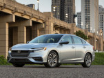 2019 Honda Insight first drive mpg review: 55 mpg from hybrid sedan