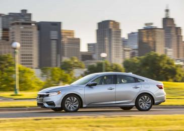 2019 Honda Insight video review