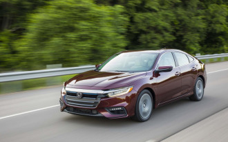 2019 Honda Insight first drive: relief in a rising sea