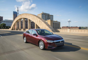 2019 Honda Insight Hybrid Earns IIHS Top Safety Pick Award