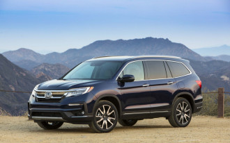 2019 Honda Pilot first drive: Soft-roading for the whole family