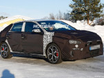 2019 Hyundai i30 N Fastback spy shots - Image via S. Baldauf/SB-Medien