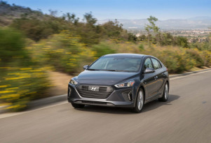 2019 Hyundai Ioniq preview