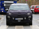 2019 Hyundai Kona Electric spy shots - Image via S. Baldauf/SB-Medien