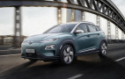 Hyundai Kona Electric debuts before Geneva show; 292-mile range from top model