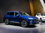 2019 Hyundai Santa Fe launched with diesel; hybrid, plug-in hybrid for US or not?