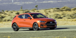 2019 Hyundai Veloster Turbo first drive: the benefits of bodybuilding
