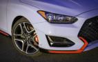 Standalone Hyundai N sports car locked in
