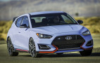 Hyundai Veloster N could get dual-clutch transmission in 2019