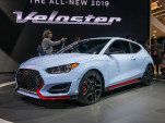 2019 Hyundai Veloster N marks brand's foray into hot hatchbacks