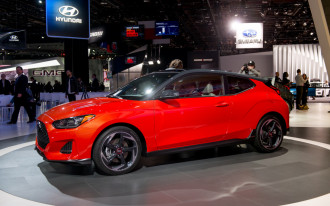 2019 Hyundai Veloster priced, Ford Mustang GT Performance Package Level 2, Volvo drops diesel: What's New @ The Car Connection