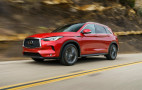 2019 Infiniti QX50 first drive review: variable compression, constantly good