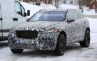 2019 Jaguar F-Pace SVR spy shots and video