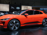 Jaguar I-Pace designer Burgess says I-Pace would've never followed tradition