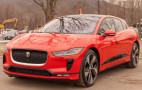 Jaguar I-Pace style, all-electric Smart, 2018 Nissan Leaf charging, EPA battle: Today's Car News