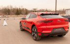 Proposed Jaguar I-Pace SVR could be too quick for untrained drivers