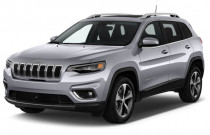 2019 Jeep Cherokee Limited FWD Angular Front Exterior View
