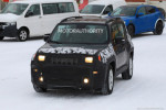 2019 Jeep Renegade spy shots