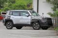 2019 Jeep Renegade facelift spy shots - Image via S. Baldauf/SB-Medien