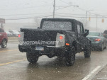 2019 Jeep Wrangler pickup (Scrambler) spy shots