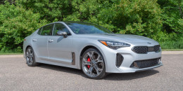 2018 Kia Stinger GT2 AWD V6 review update: tilting at benchmarks