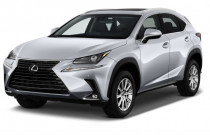 2019 Lexus NX NX 300 FWD Angular Front Exterior View
