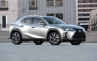 UX small crossover could spawn fully electric Lexus, trademark move suggests