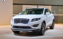 2019 Lincoln MKC, 2017 Los Angeles Auto Show