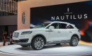 2019 Lincoln Nautilus, 2017 Los Angeles Auto Show