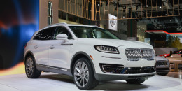 2019 Lincoln Nautilus sets sail for luxury crossover SUV market