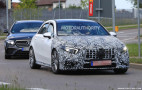 2020 Mercedes-AMG A45 hatchback spy shots and video