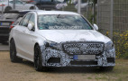 2019 Mercedes-AMG C63 spy shots