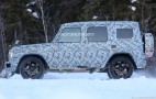 2019 Mercedes-AMG G63 spy shots and video